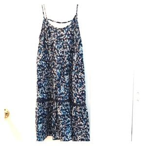 Cotton Xhileration spaghetti strap summer dress